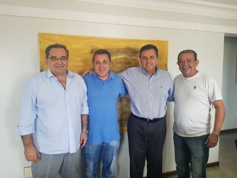 Prefeito de Caicó anuncia apoio ao pré-candidato Carlos Eduardo