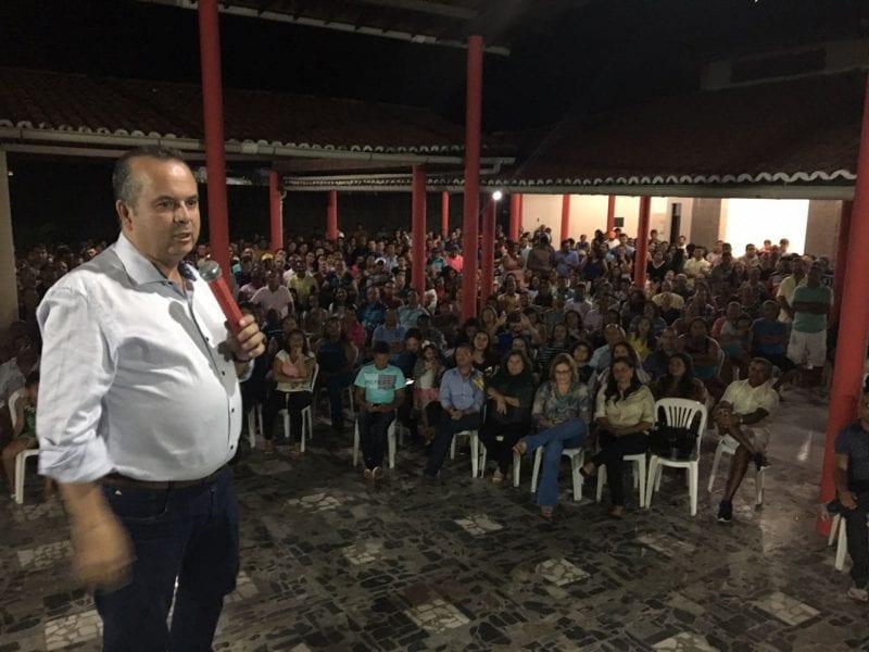 Seridó se tornará exemplo na geração de emprego e renda no RN, diz Rogério Marinho