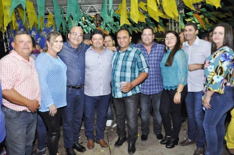 No Agreste, Ezequiel Ferreira destaca ações e participa do São Pedro do Povo em Santo Antônio
