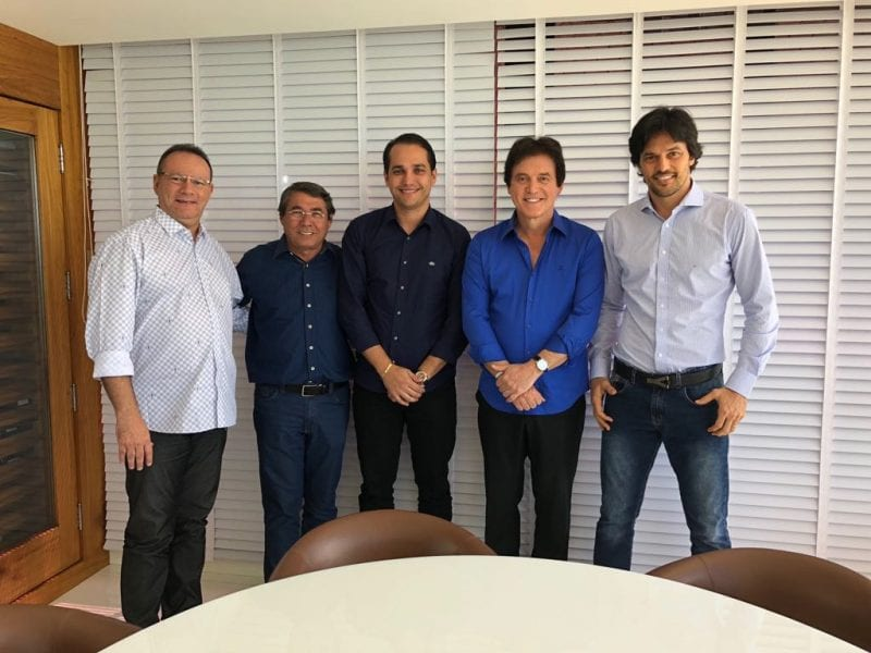 Prefeito de Monte Alegre confirma apoio a Robinson