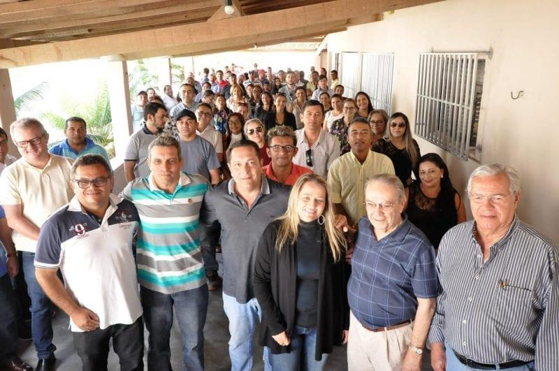 Em agenda de trabalho, Ezequiel Ferreira visita Tenente Laurentino Cruz e Jucurutu, no Seridó