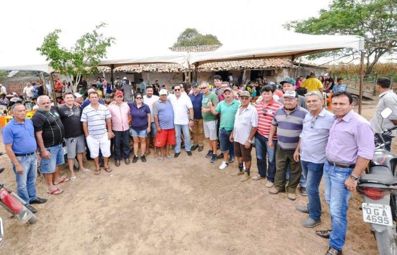 Deputado Ezequiel Ferreira cumpre agenda de trabalho nas regiões Trairi e no Seridó