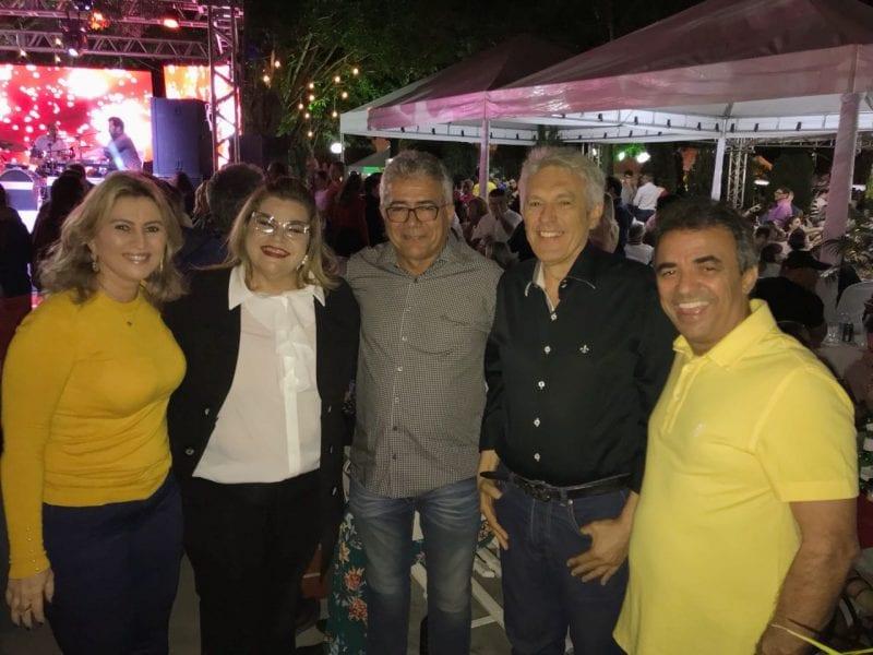 Pré-candidato a deputado estadual, Jorge do Rosário mantém agenda intensa no Oeste e Alto Oeste