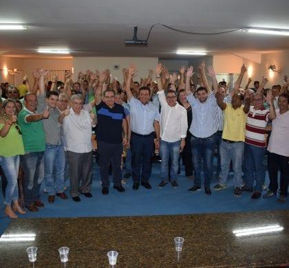 Em fase de pré-campanha, Garibaldi Filho visita Tangará, Jardim do Seridó e Caicó