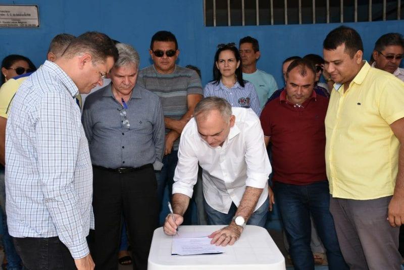 Prefeitura Municipal vai pavimentar mais ruas no Golandim