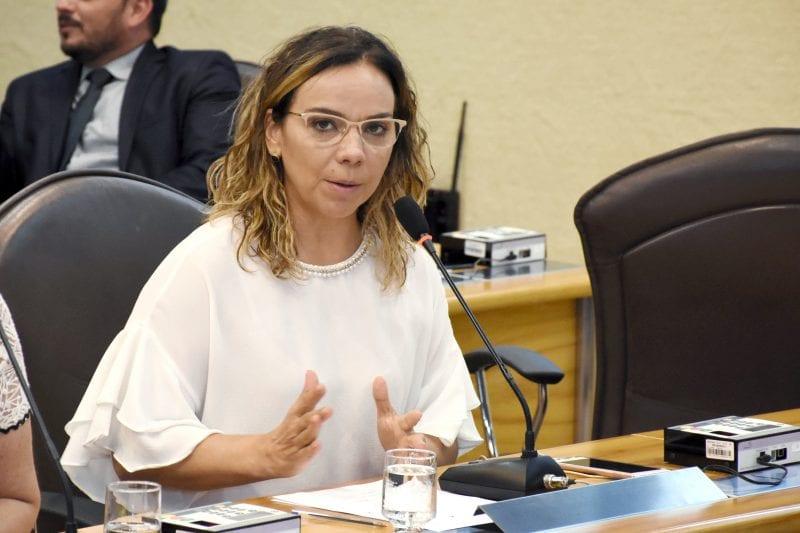 Deputada Larissa pede videomonitoramento para escolas de bairros com alta criminalidade