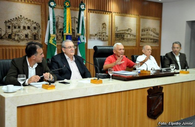 Secretário Municipal de Saúde apresenta prestação de contas na Câmara de Natal