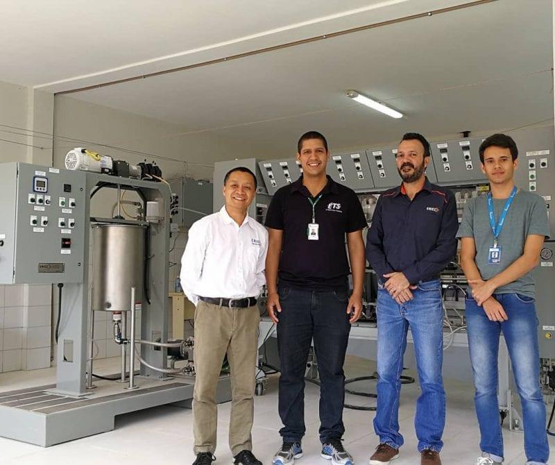 IFRN começa instalação de equipamentos do Centro de Tecnologia Mineral