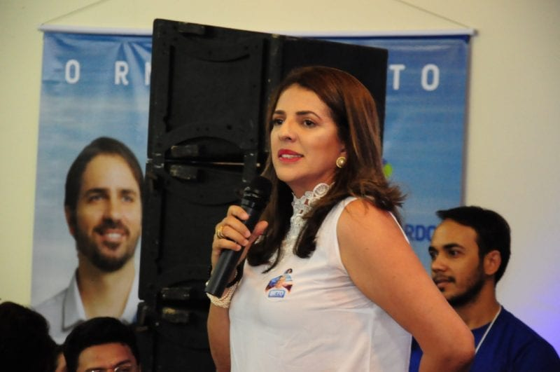 """Candidata a deputada estadual, Nina Souza entregará """"Termo de Compromisso aos advogados"""" amanhã"""