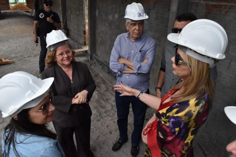 Construção de novas escolas beneficiam quatro municípios do RN