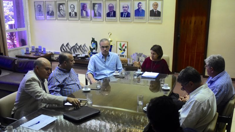 Instalação de parque tecnológico estadual no campus de Macaíba é discutida em reunião