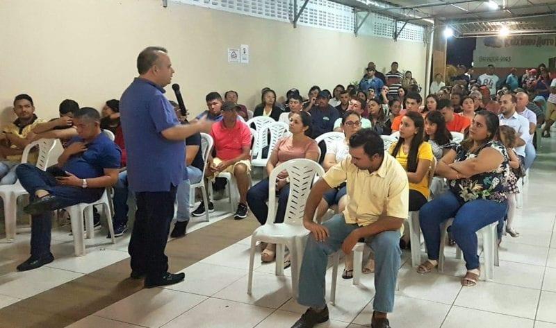 Deputado Rogério Marinho se reúne com lideranças em Natal, Ruy Barbosa e Nova Cruz