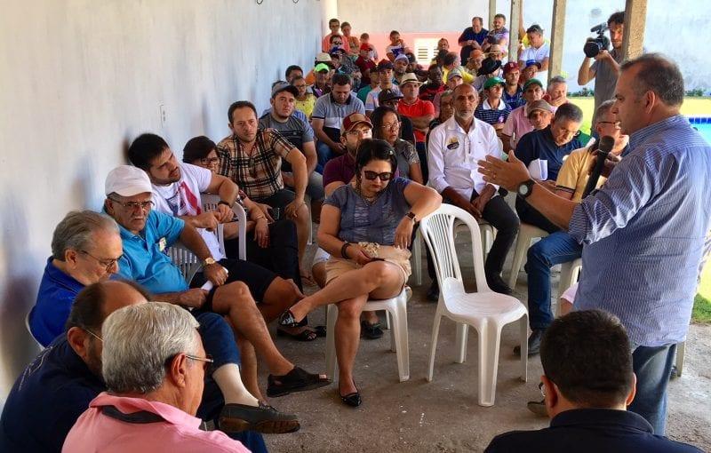 No Oeste, Rogério Marinho defende projetos a favor do desenvolvimento econômico da região