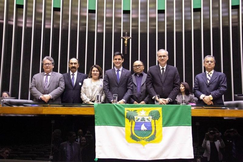 Em sessão solene na Câmara, Rafael Motta destaca história e atuação da UFRN