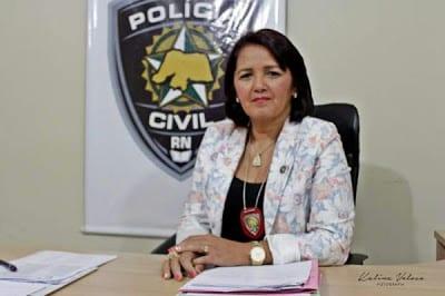 Ex-secretária da Sesed, Sheila Freitas é nomeada secretária de Segurança de Natal