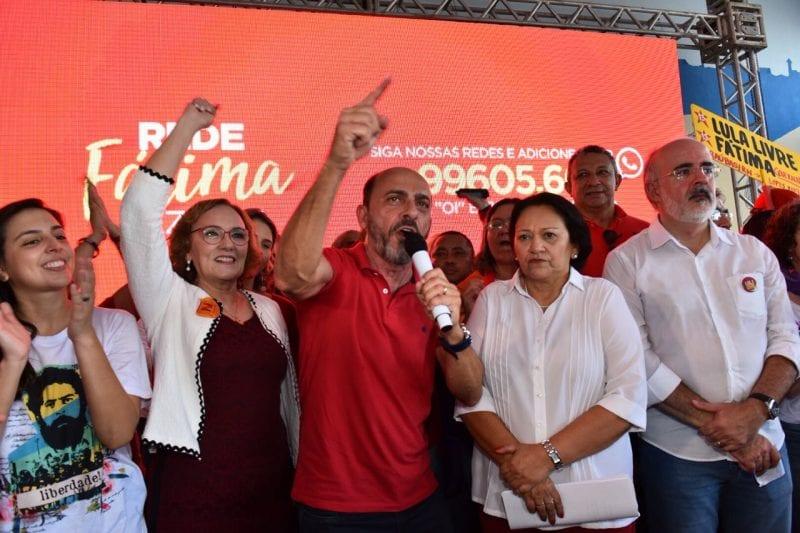 Em convenção PT confirma Fátima Bezerra para o Governo, veja fotos