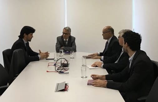 Fábio Faria e representantes do Banco Mundial e Governo Federal se reúnem para tratar do Projeto Governo Cidadão