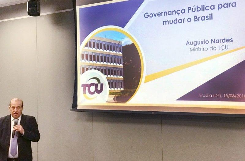 Governança Pública é tema de debate entre servidores da Assembleia