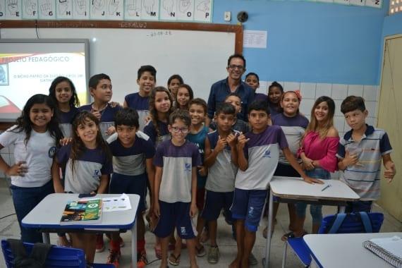 """Professor da rede municipal de Natal vence a etapa estadual do """"Prêmio Professores do Brasil"""""""