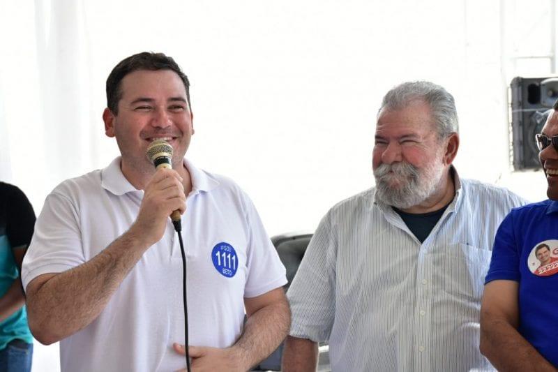 Deputado Beto Rosado participa de mobilização em Assu