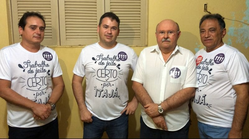 Ex-prefeito de Jucurutu declara apoio a Beto Rosado