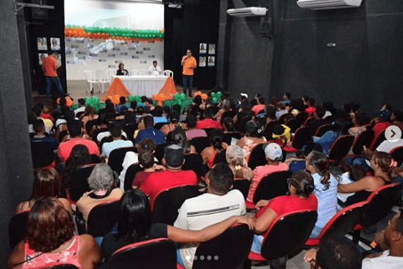 Em Macau, Kleber Rodrigues promove grande mobilização e garante projetos para geração de emprego