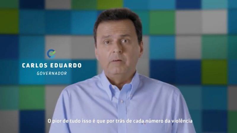 Carlos Eduardo nega participação na administração de Taveira