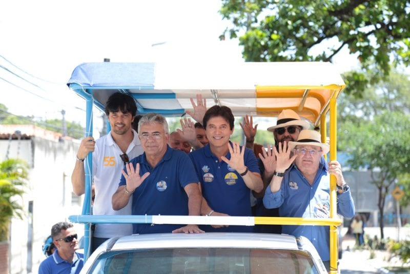 Robinson Faria promove carreata até Goianinha neste domingo