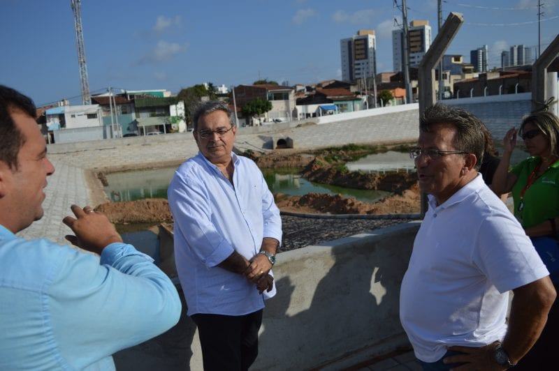 Prefeito Álvaro Dias determina a reforma da Praça Gentil Ferreira