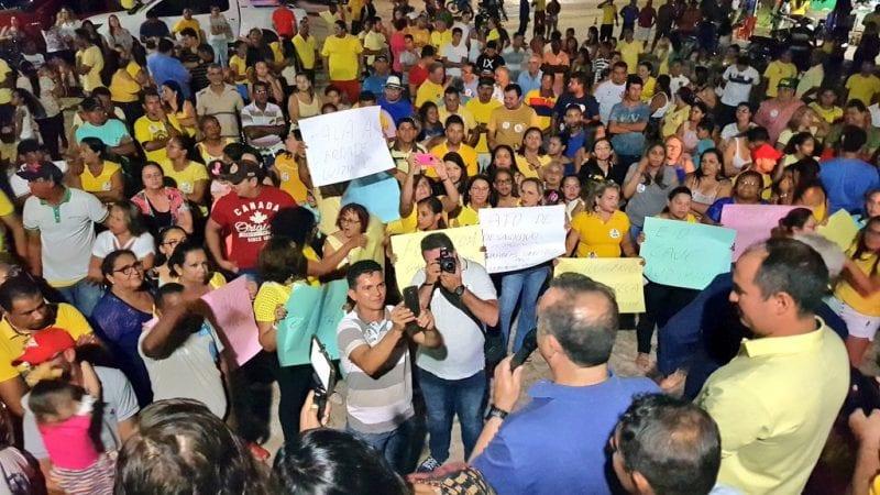 Rogério Marinho recebe apoios em Assu, Afonso Bezerra, Macaíba e Carnaubais