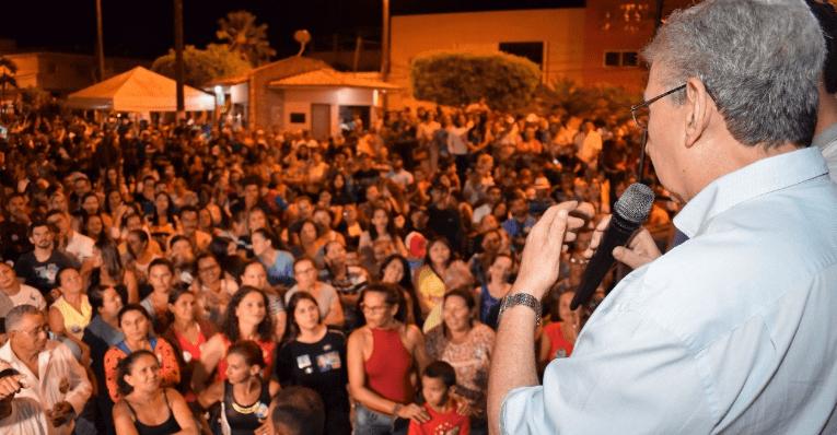 Senador Garibaldi faz balanço das emendas que destinou para municípios da Grande Natal