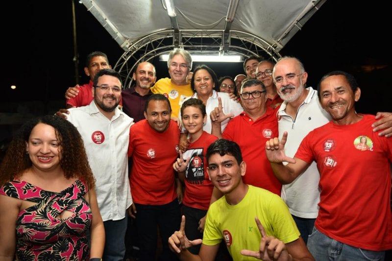 """No Agreste, Fátima destaca equilíbrio das contas do estado: """"prioridade"""""""