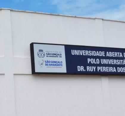 UAB disponibiliza vagas para curso de pós-graduação no polo do IFRN em São Gonçalo