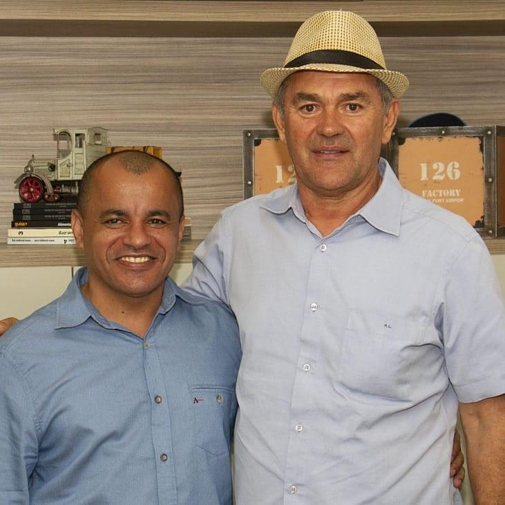 Empresário Toinho da Sterbom declara apoio ao candidato Abidene Salustiano para deputado estadual