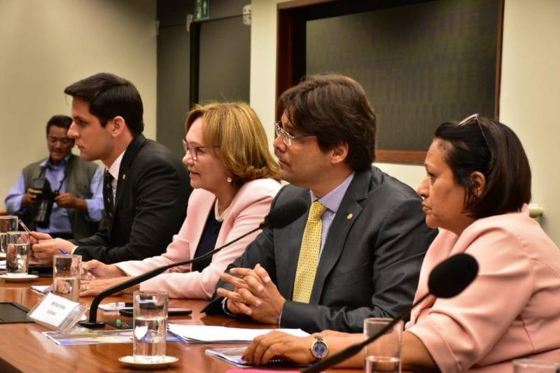 Bancada federal do RN se reúne para definir emendas