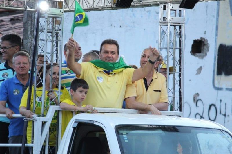 """""""Rio Grande do Norte não pode ir na contramão do Brasil"""", alerta Carlos Eduardo"""