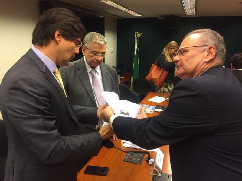 Diretor-Presidente da CODERN solicita emenda impositiva para o Porto-Ilha aos parlamentares federais