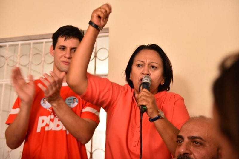 Com representações de 70 municípios, PSB anuncia apoio à eleição de Fátima Bezerra