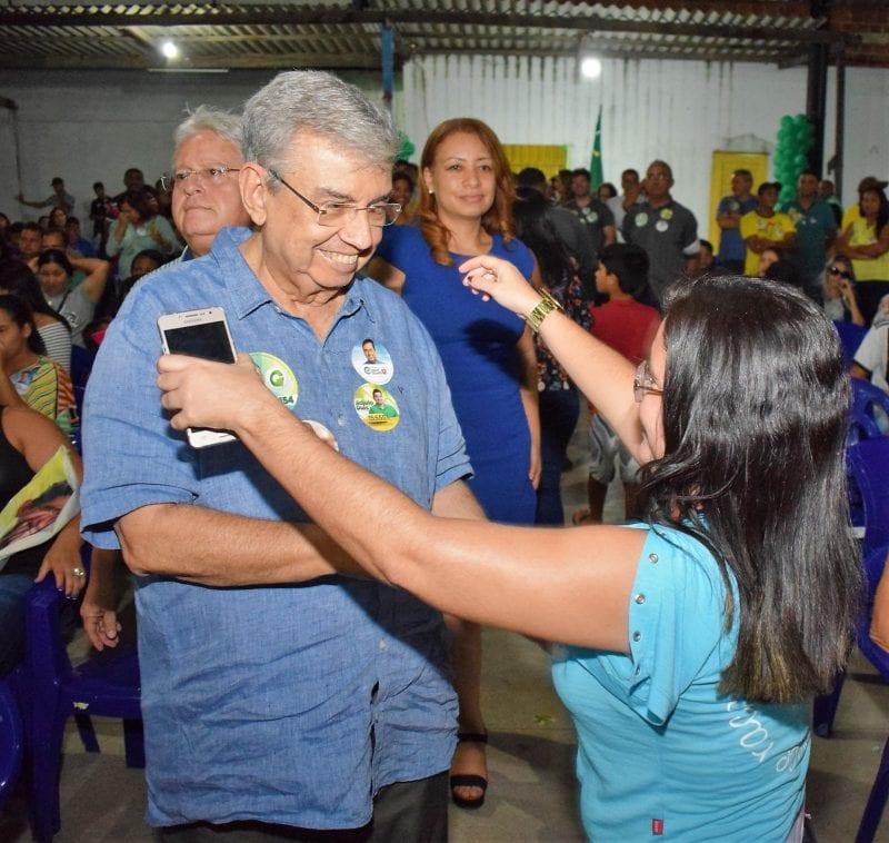 Garibaldi Filho participa de três mobilizações políticas na Grande Natal