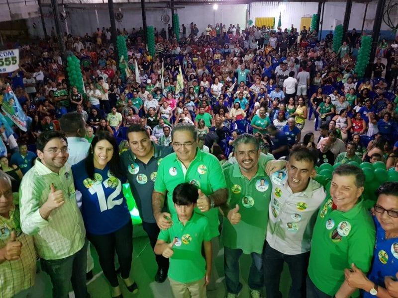 Candidato a deputado estadual, Adjuto encerra campanha em Natal  e se dedica ao Seridó na reta final