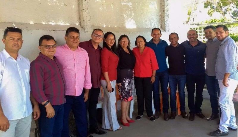 Prefeita de Cerro Corá anuncia apoio a Fátima