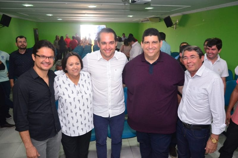 Deputado eleito Kleber Rodrigues declara apoio à candidata Fátima Bezerra