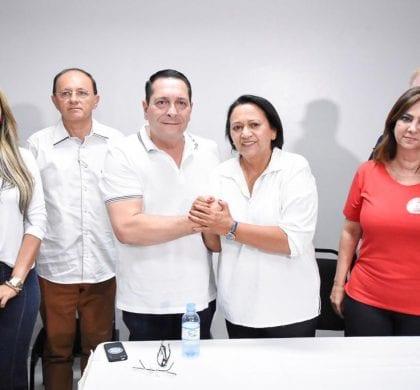 Ezequiel diz que o Rio Grande do Norte precisa unir as bandeiras em torno de Fátima