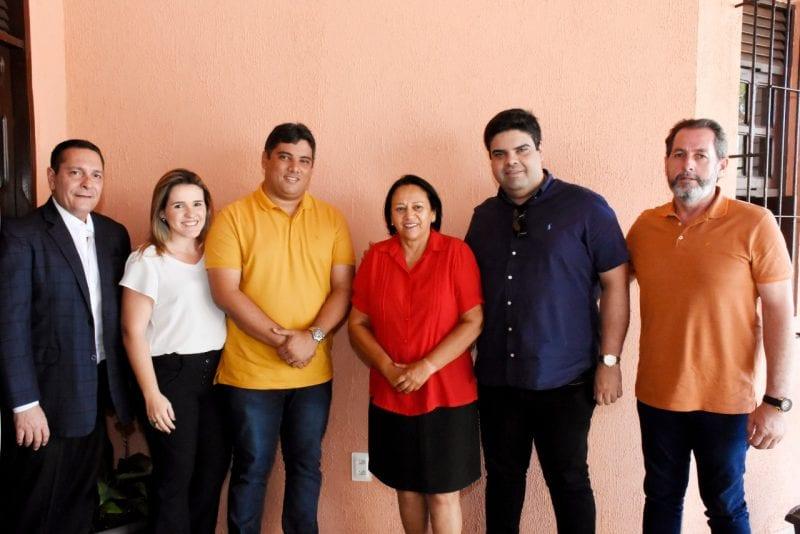 Prefeito de Poço Branco anuncia apoio a Fátima Bezerra