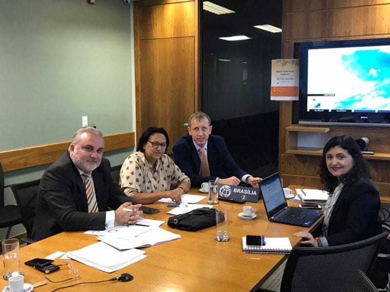 Fátima defende continuação de financiamento do Banco Mundial ao estado