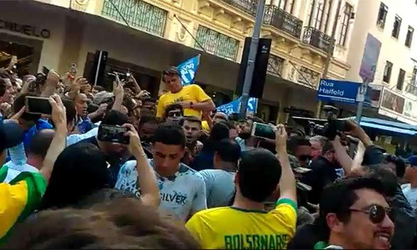 Depois da facada em Bolsonaro, proteção a candidatos aumentou 60%