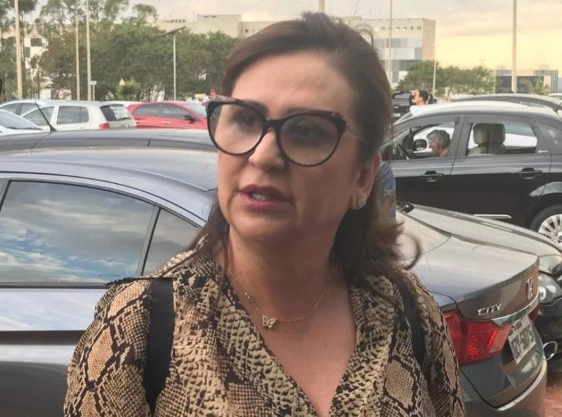 Kátia Abreu pede para Haddad desistir e diz que só Ciro vence Bolsonaro