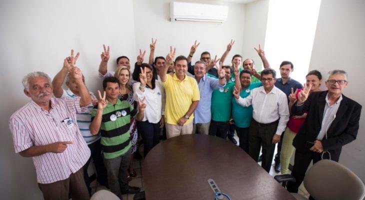PSC estadual declara apoio a Carlos Eduardo
