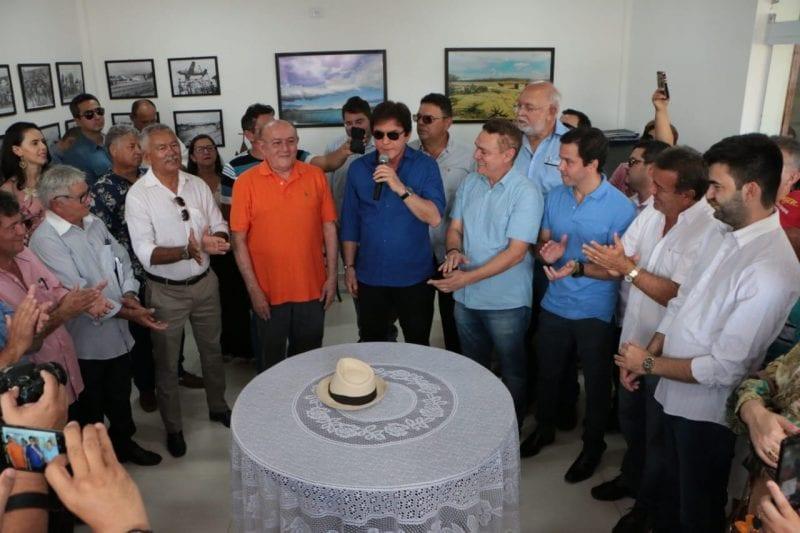 Assinada ordem de serviço para construção da adutora de Jardim do Seridó