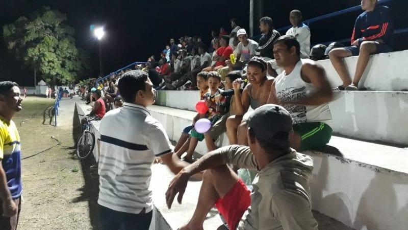 Público e equipes garantem sucesso do 1º campeonato de futebol de Extremoz
